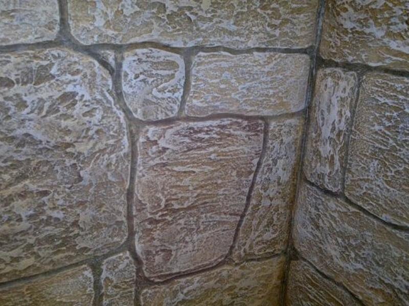 Рваный камень своими руками фото 133