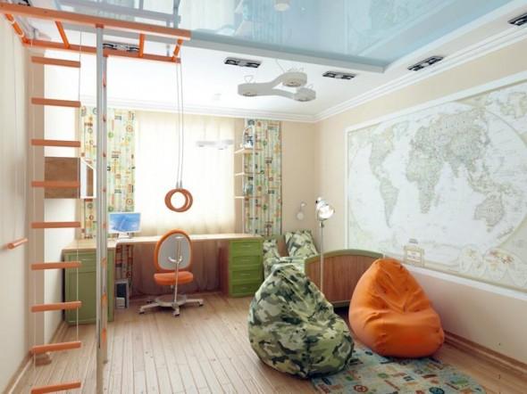 Cucina Soffitti Alti : Come usare tutti i vantaggi dei soffitti alti come può e come non